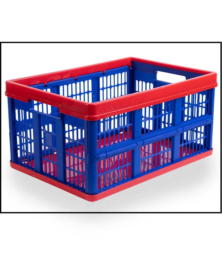 storage crate manufactured by quality plastic