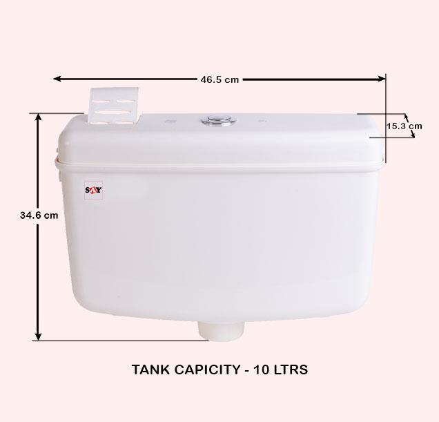 Cistern for your bathroom